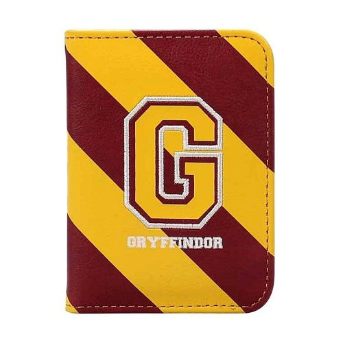 Harry Potter G For Gryffindor ID Card Holder Travel Pass